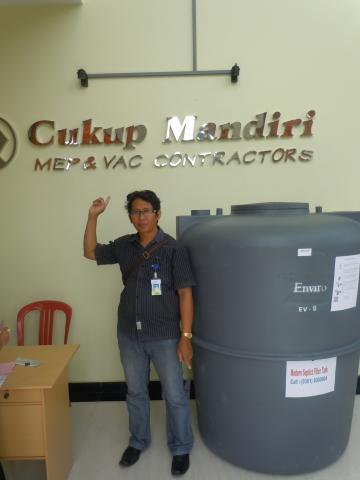 Foto: Enviro Septic Tank