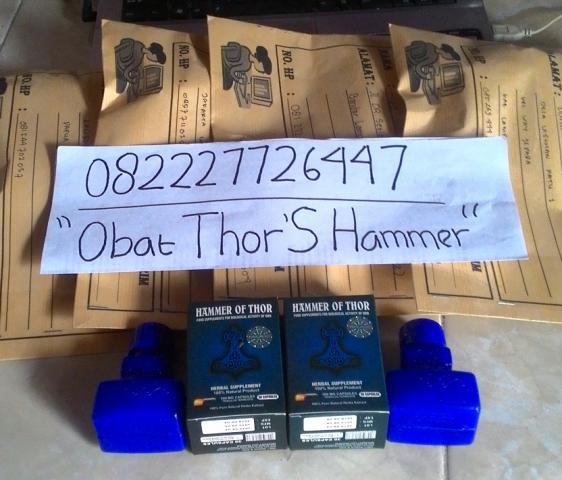 Foto: Obat Thor's Hammer ( Hammer Of Thor ) Obat Kuat Dan Pembesar Penis