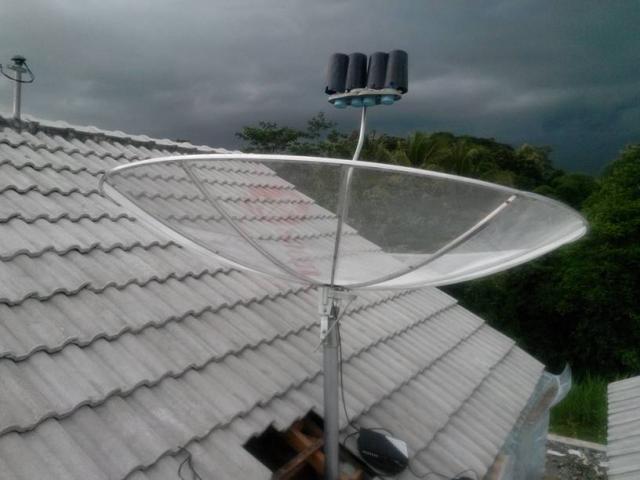 Foto: Jasa Pasang & Setting Antena TV & Parabola Kualitas HD Jabodetabek