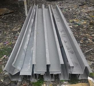 Foto: Pembuatan Talang Air Fiberglass Dan Pemasangan