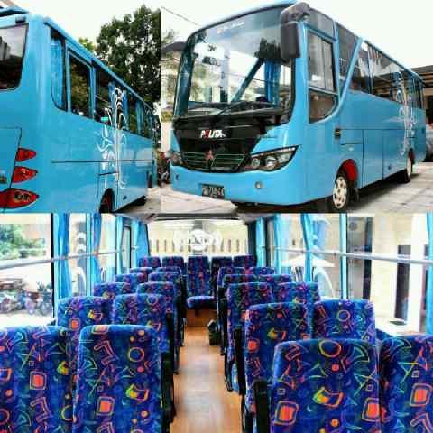 Foto: Sewa Bus Pariwisata Di Medan
