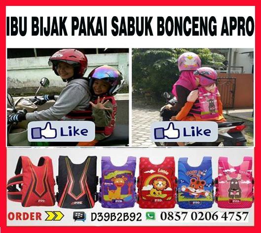 Foto: Jual Sabuk Bonceng Anak Pro