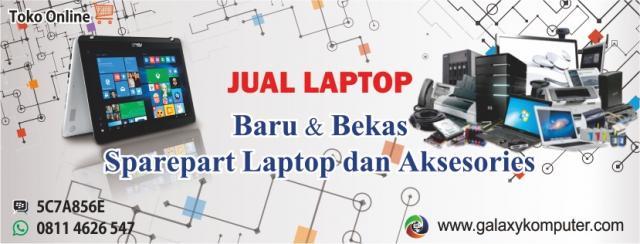 Foto: Jual Laptop Baru & Bekas