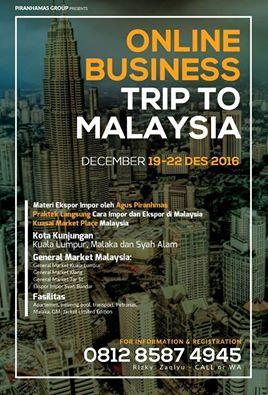 Foto: Online Bussines Trip | Goes To Malaysia