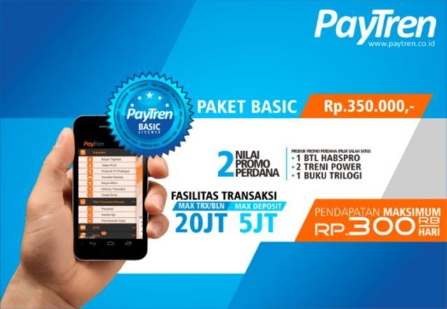 Foto: Rahasia Sukses Bisnis Paytren