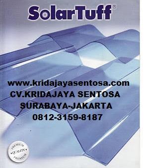 Foto: Atap Solartuff Surabaya