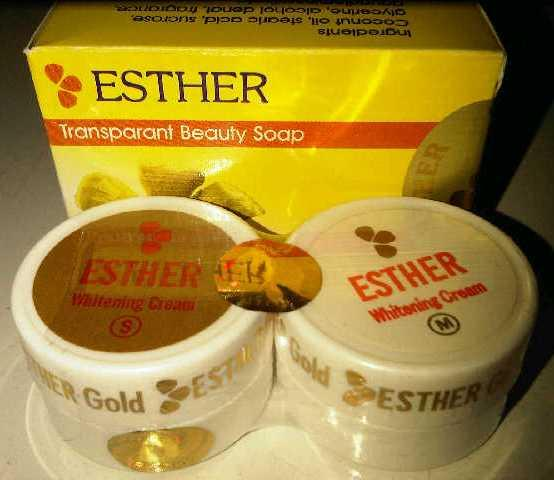 Foto: Cream Pemutih Wajah Esther Original