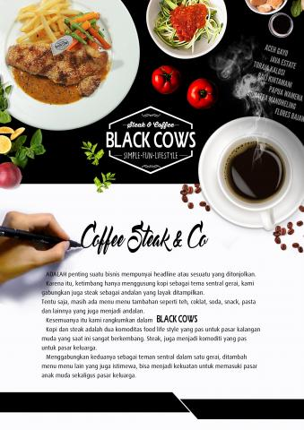 Foto: Franchise Coffe Dan Steak | Bisnis Cafe Dan Resto