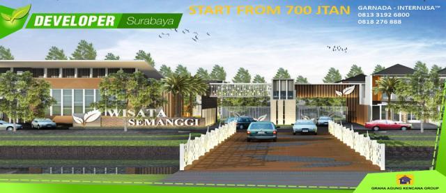 Foto: Jual Rumah Murah Surabaya