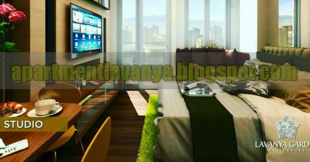 Foto: Lavanya Garden Residence Apartment