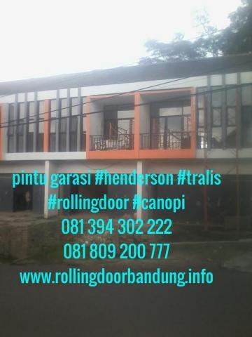 Foto: Sanwamas One Sheet Rolling Door Murah Di Bandung