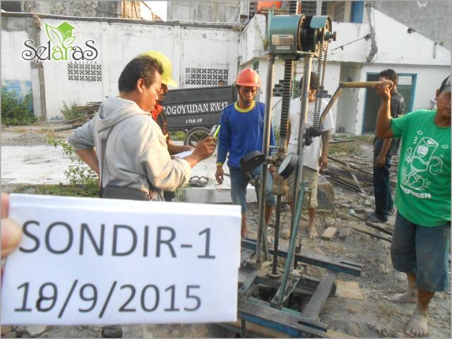 Foto: Jasa Sondir Tanah Tenaga Profesional