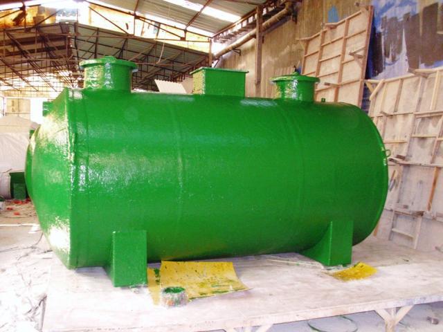 Foto: Bio Tank Ramah Lingkungan, Bio Filter