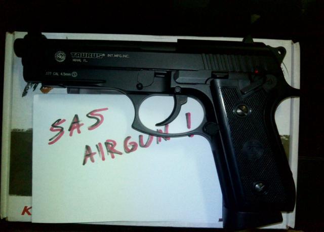 Foto: Jual Pistol Airgun Dan Airsoftgun