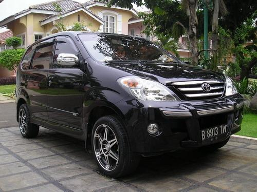Foto: Rental Mobil Avanza dan Grandmax Bulanan