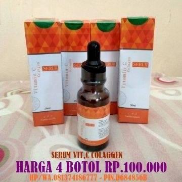 Foto: Serum Vitamin C Colaggen