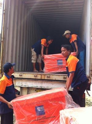 Foto: Jasa Pengiriman Domestic & International Kargo Import  Door To Door