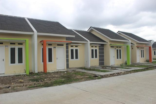 Foto: Rumah Murah Strategis KPR Double Dinding