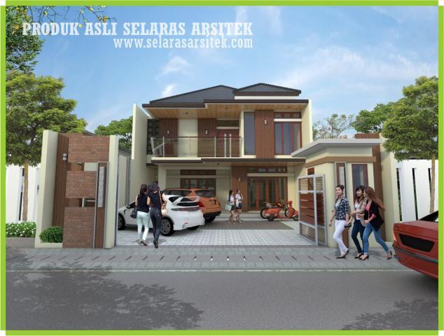 Foto: Jasa Desain Kos Ekslusif Jogja Indonesia