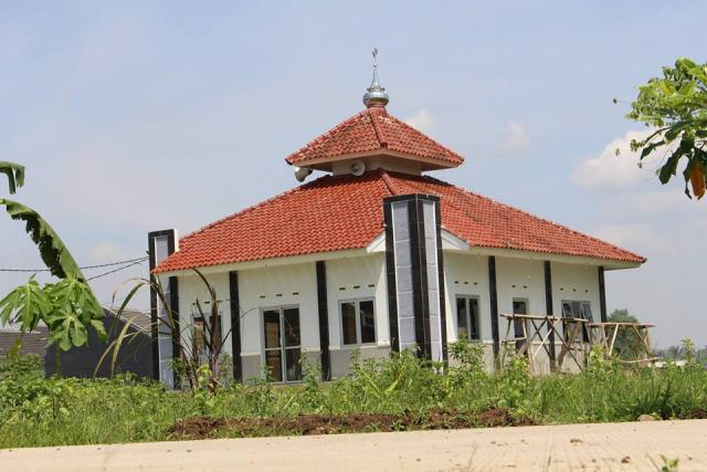 Foto: Rumah Subsidi Pemerintah Doble Dinding