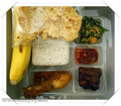 Foto: Catering Nasi Box Dan Sewa Tenda Amybye