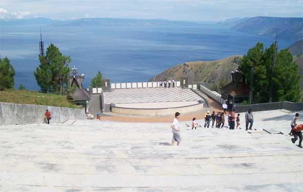 Foto: Paket Wisata Medan Danau Toba Berastagi