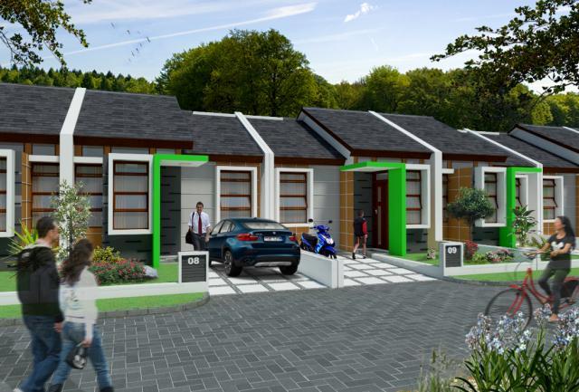Foto: Rumah Huni Modern Full Furnish