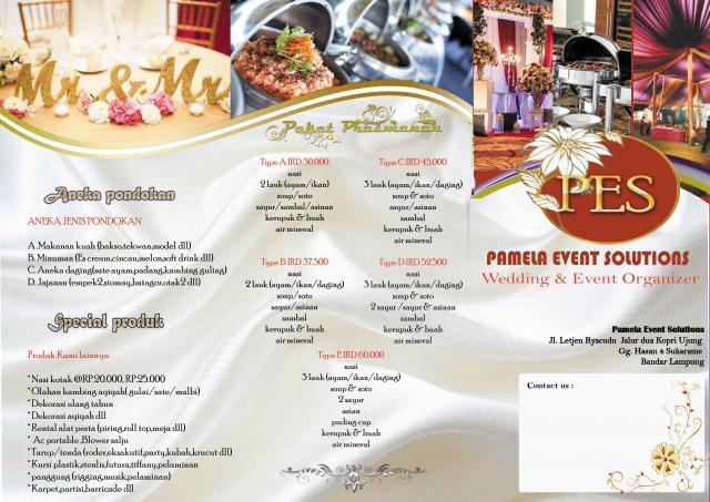 Foto: Catering Dan Wedding Organizer Lampung (Pamela Event Soluiton)
