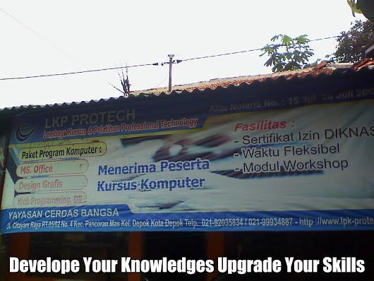 Foto: Kursus Komputer LPK Protech