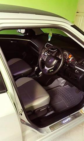 Foto: Dijual Cepat Mobil Suzuki All New Swift Gx At 2013