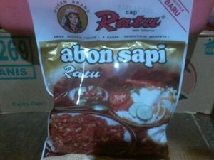Foto: Jual Abon Sapi, Abon Ayam