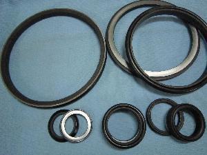 Foto: Rubber Seal & Mechanical Seal