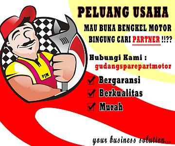 Foto: Spare Part Motor Murah Jakarta
