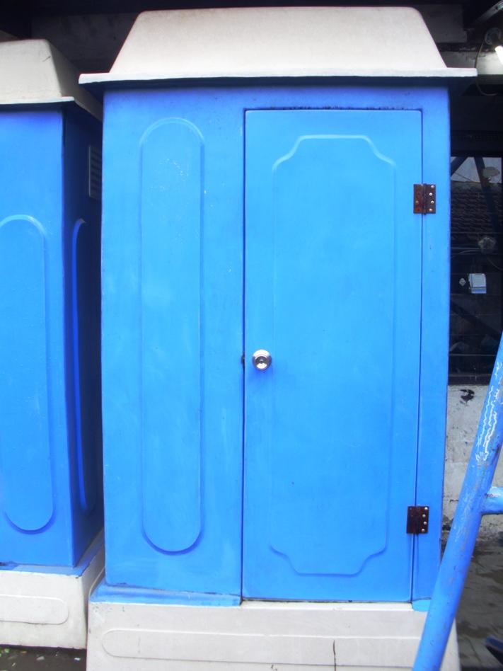 Foto: Bioseven Portable Toilet