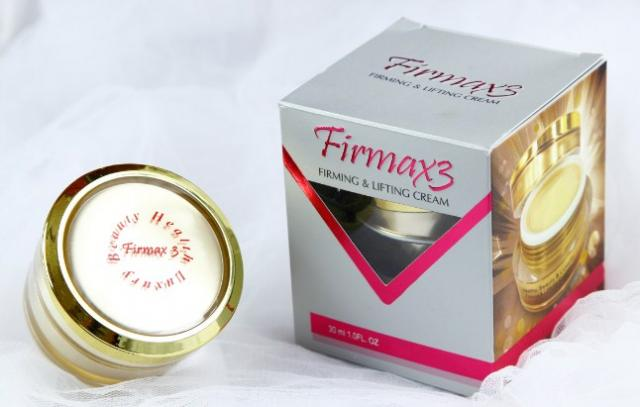 Foto: Firmax3 Firming & Lifting Cream Indonesia