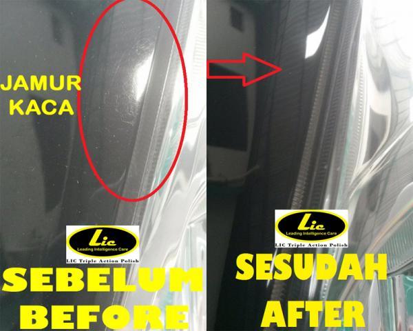 Foto: Obat Jamur Kaca Super Ampuh Kaca Mobil / Kaca Kamar Mandi / Kaca   Aquarium / Kaca Rumah