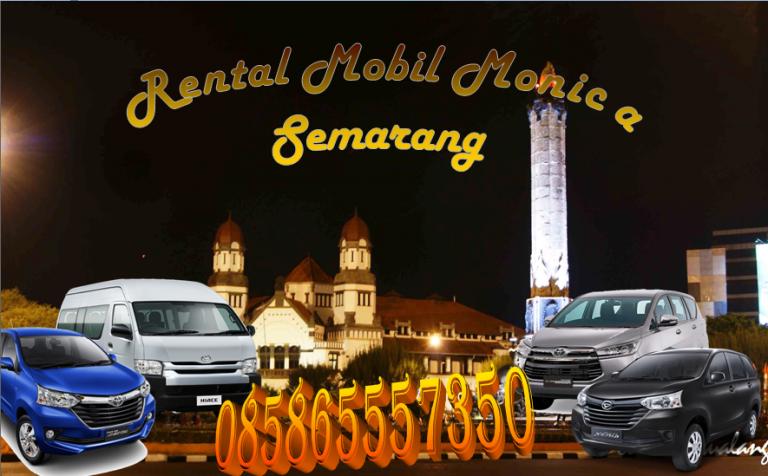 Foto: Rental Mobil Semarang Murah