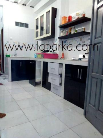 Foto: Kitchen Set Minimalis Salatiga