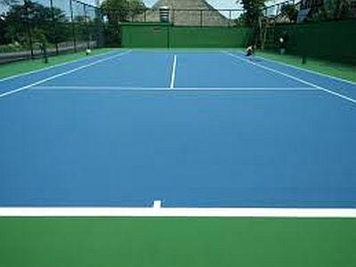 Foto: Jasa Pembuatan Lapangan Tenis, Futsal, Badminton Profesional