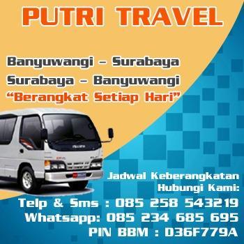 Foto: Travel Banyuwangi Bali Denpasar Pulang Pergi