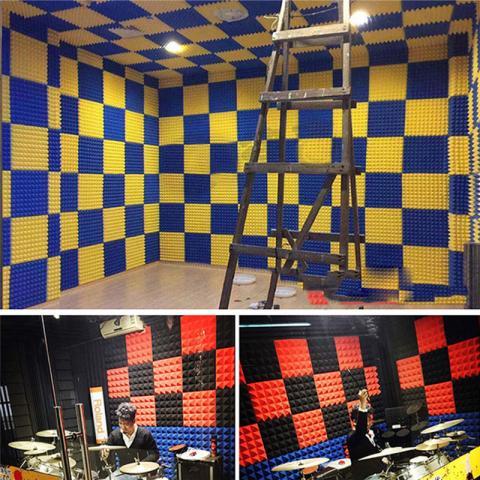 Foto: Jual Jasa Pemasangan Bahan Peredam Suara Ruangan Harga Murah