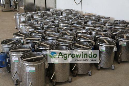 Foto: Dicari Pendana Bekerja Sama Produksi Tepung Mocaf