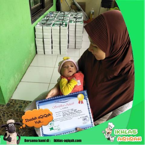 Foto: Aqiqah Praktis Bogor Untuk Anak & Dewasa
