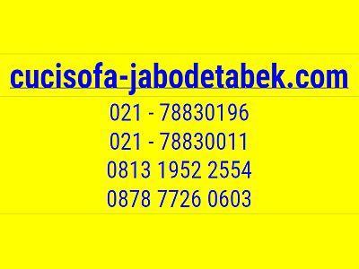 Foto: Jasa Cuci Sofa, Karpet, Springbed, Jok Mobil Jabodetabek