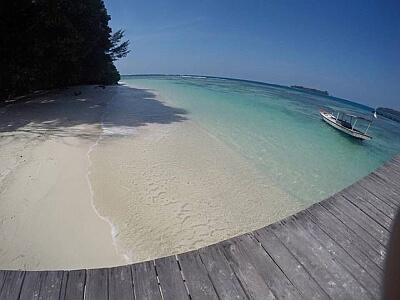 Foto: Promo Wisata Pulau Seribu Jakarta