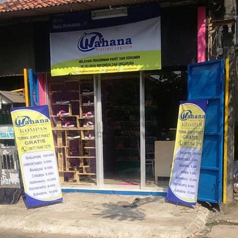 Foto: Peluang Bisnis Agen Wahana Logistik