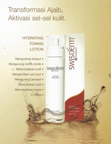 Foto: Hydrating Toning Lotion – Swisderm