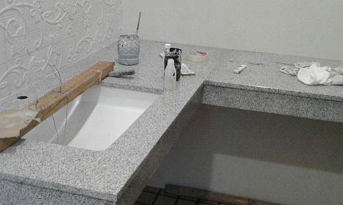 Foto: Jual dan Pasang Granit Marmer Kitchenset Murah Jabodetabek