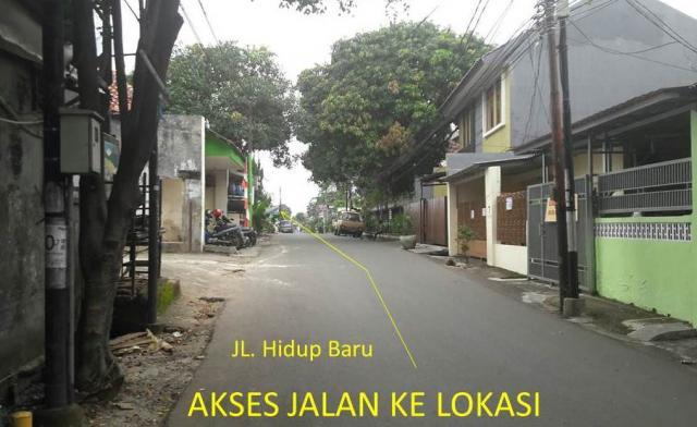 Foto: Jual Tanah Strategis Jakarta Selatan