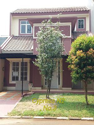 Foto: Jual Rumah 2 Lantai Di Cluster Cypress, Citra Grand Cibubur